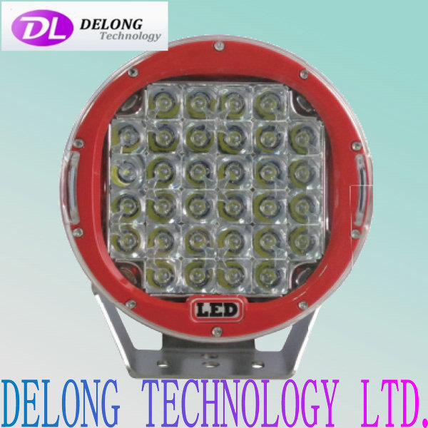 9inch 60w led work light