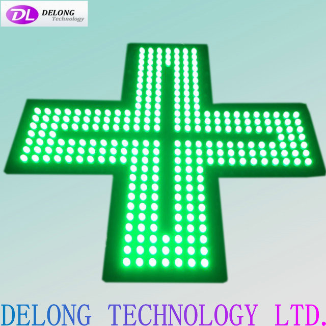 different design iluminated indoor led cross